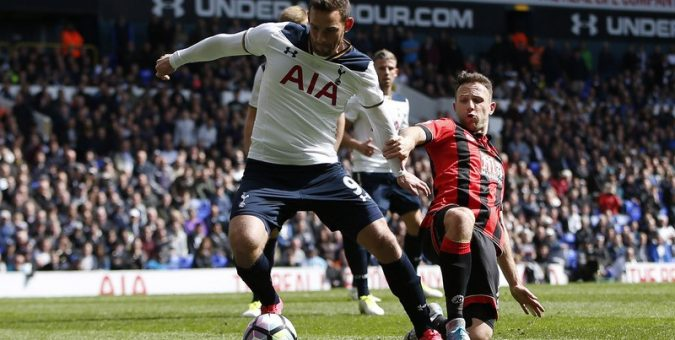Spurs V Bournemouth
