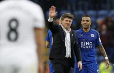 Walter Mazzarri leaves Watfofd after the end of the season