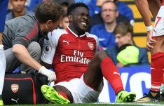 Danny Welbeck groin injury