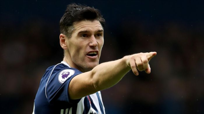 Gareth Barry 633rd appearance