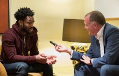 Danny Rose The Sun interview