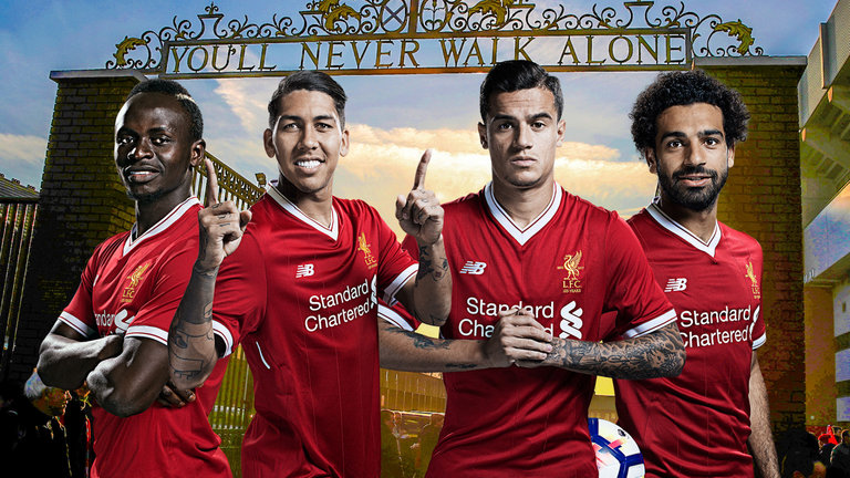 Liverpool's Fab Four