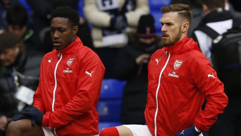 Aaron Ramsey and Danny Welbeck transfer