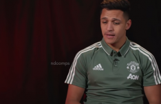 Alexis Sanchez Manchester United interview